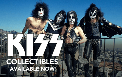 Collectables  Klassic Videos Kiss