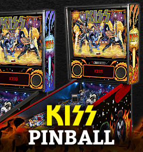 Shop KISS Pinball Machines