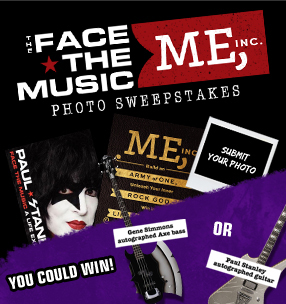 Face The Music - ME, INC.