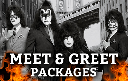 VIP Meet & Greet Packages